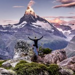 Amazing Switzerland: The Matterhorn and Gorner Glacier